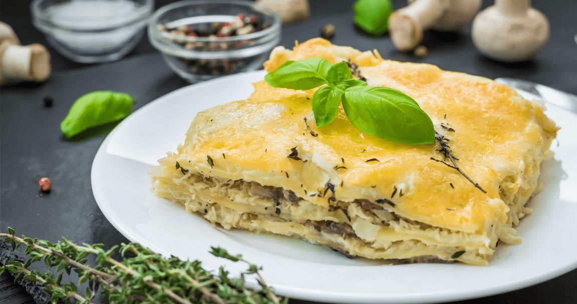 Lasagne al tartufo - Parmalat