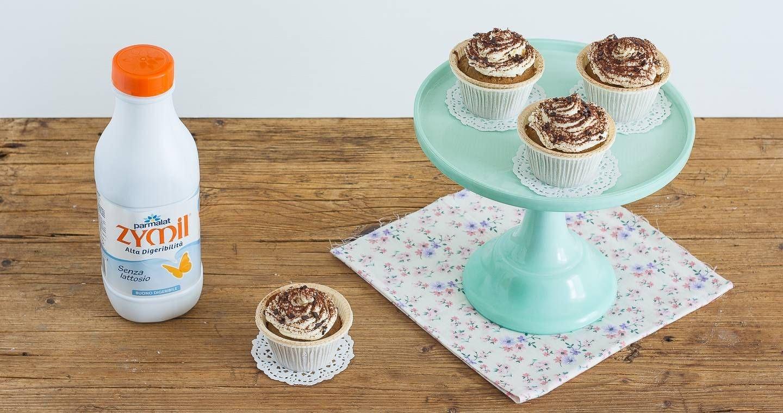 Cupcake tiramisù - Parmalat