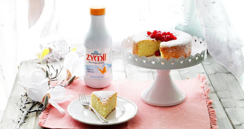 Torta al latte caldo - Parmalat