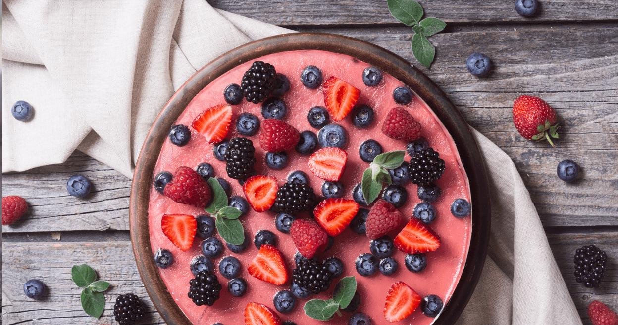 Torta fredda allo yogurt senza lattosio - Parmalat