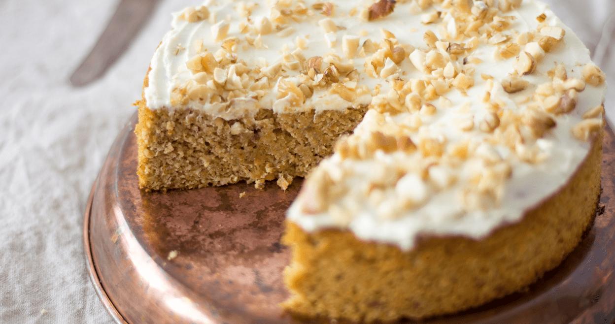 Torta margherita senza lattosio - Parmalat