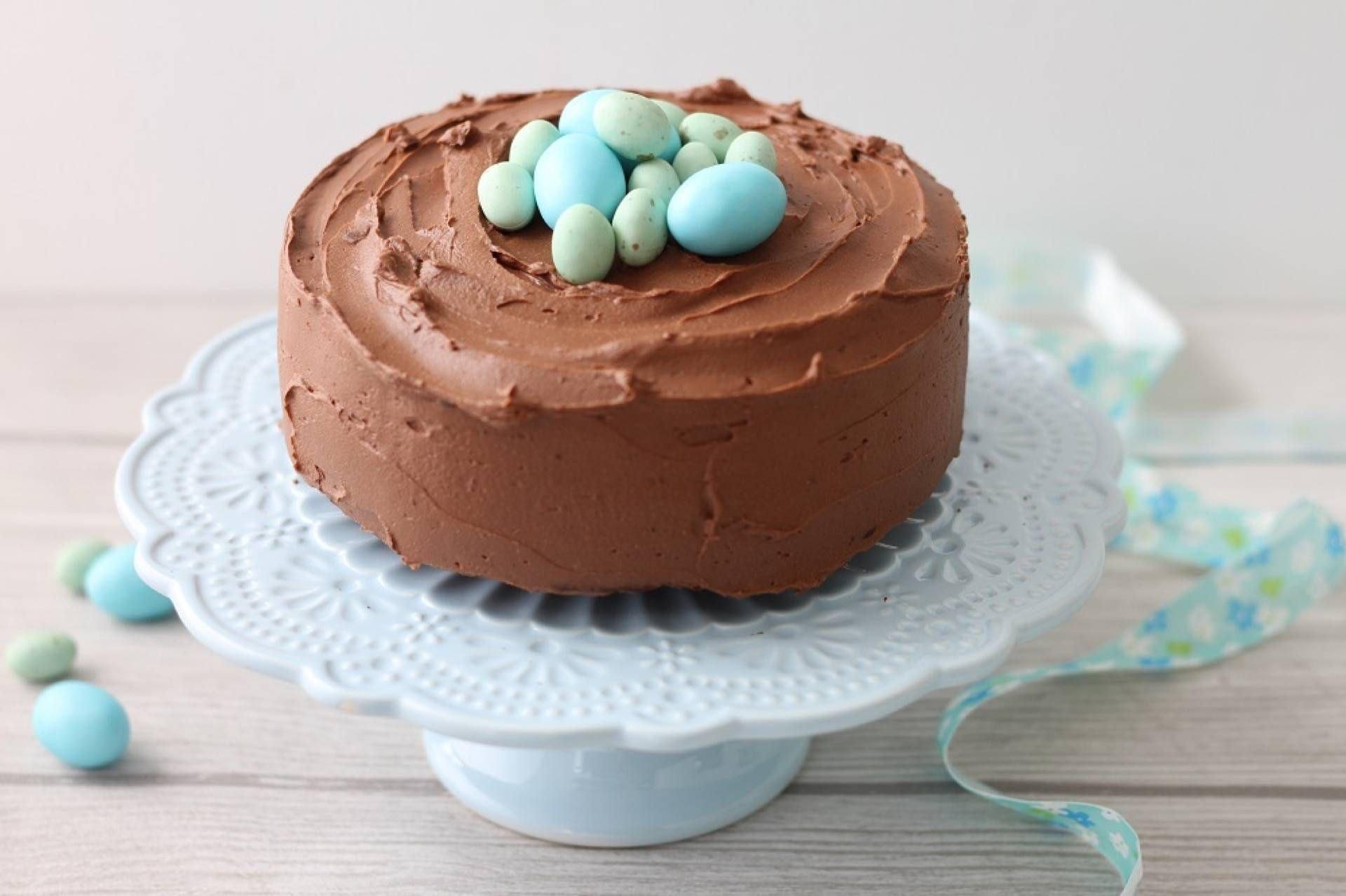 Torta al cacao con crema al mascarpone e cioccolato - Parmalat