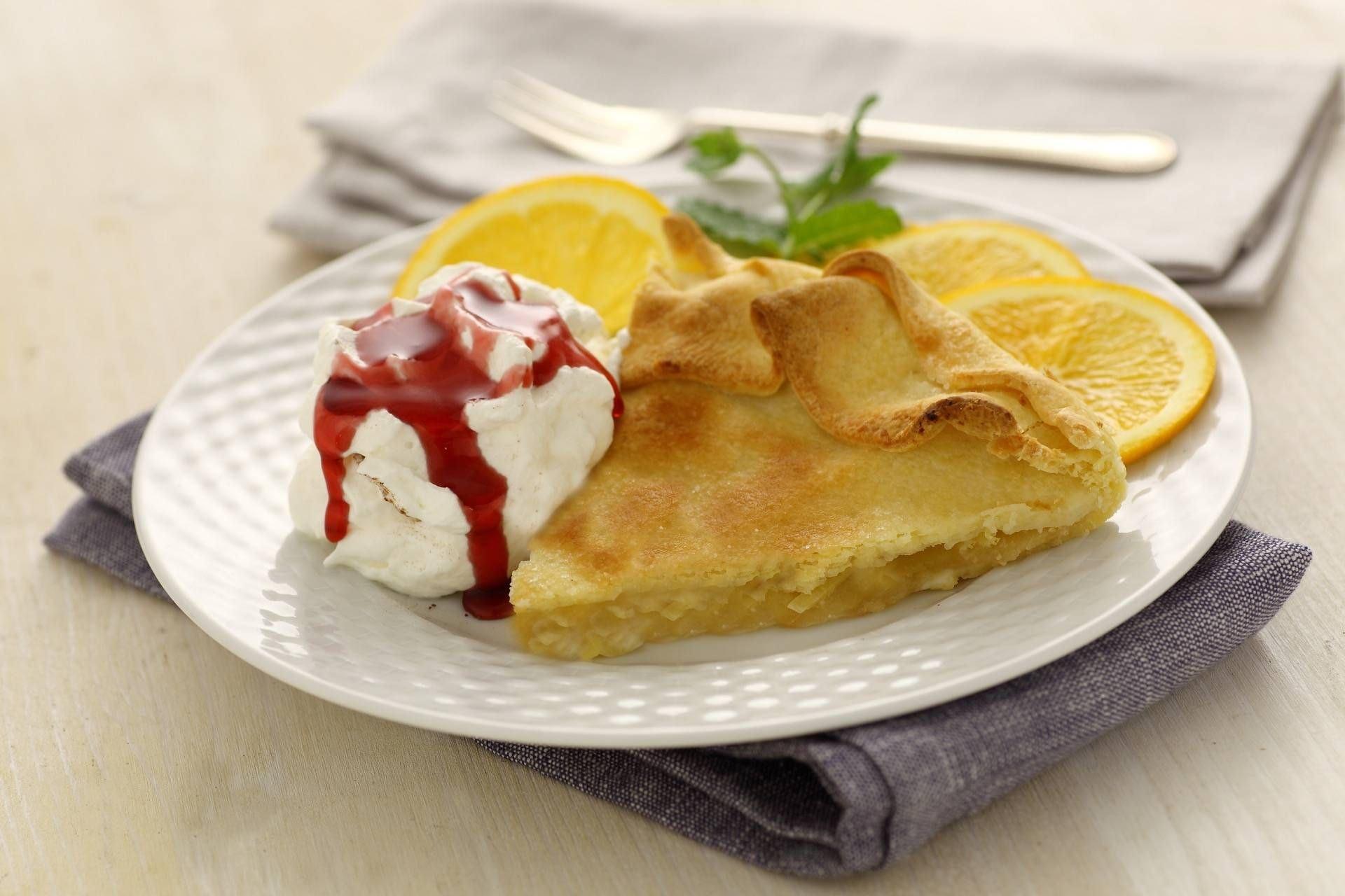 Torta pere e cannella - Parmalat