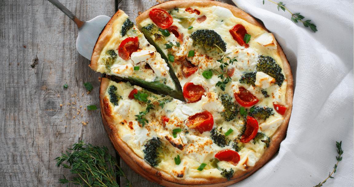 Tortino di verdure - Parmalat