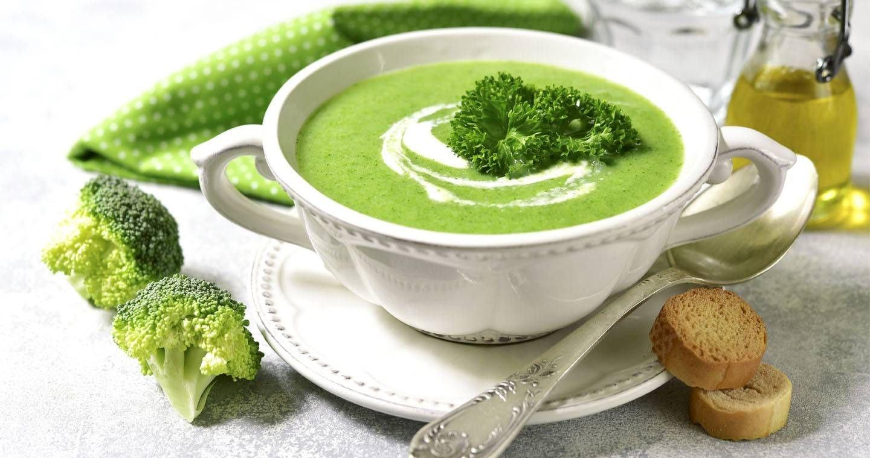 Vellutata di broccoli - Parmalat