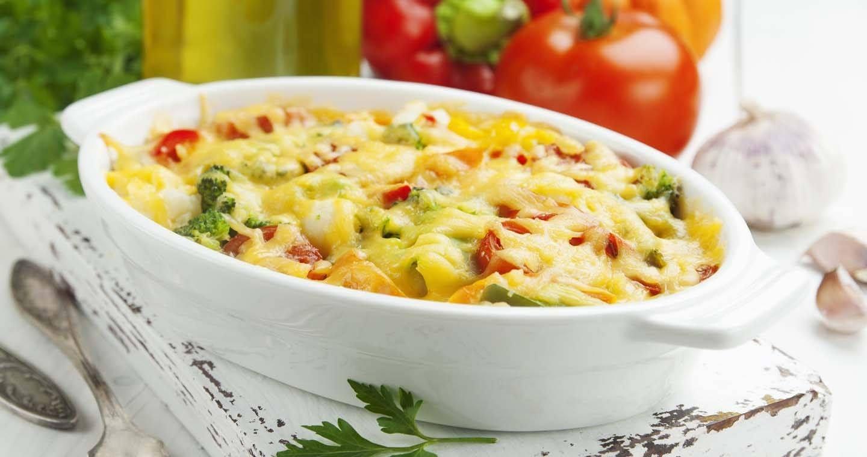 Verdure miste al forno gratinate - Parmalat