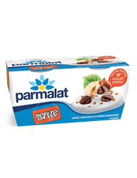 Yogurt Parmalat Caffè, nocciola e grano saraceno