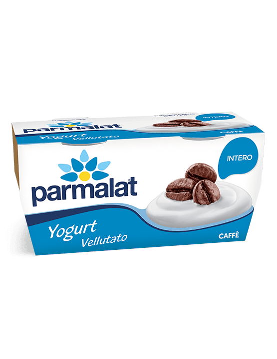 Yogurt Parmalat Caffè