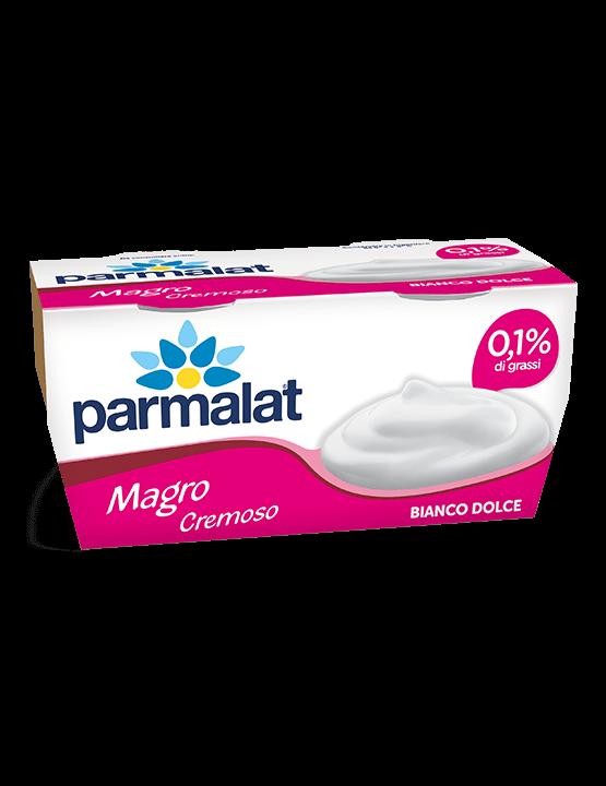Yogurt Parmalat Magro Cremoso Bianco Dolce