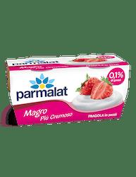 Yogurt Parmalat Magro più cremoso Fragola
