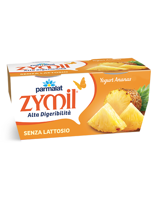 Yogurt Zymil ananas