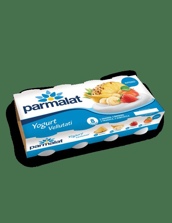 8 Yogurt Parmalat Vellutati