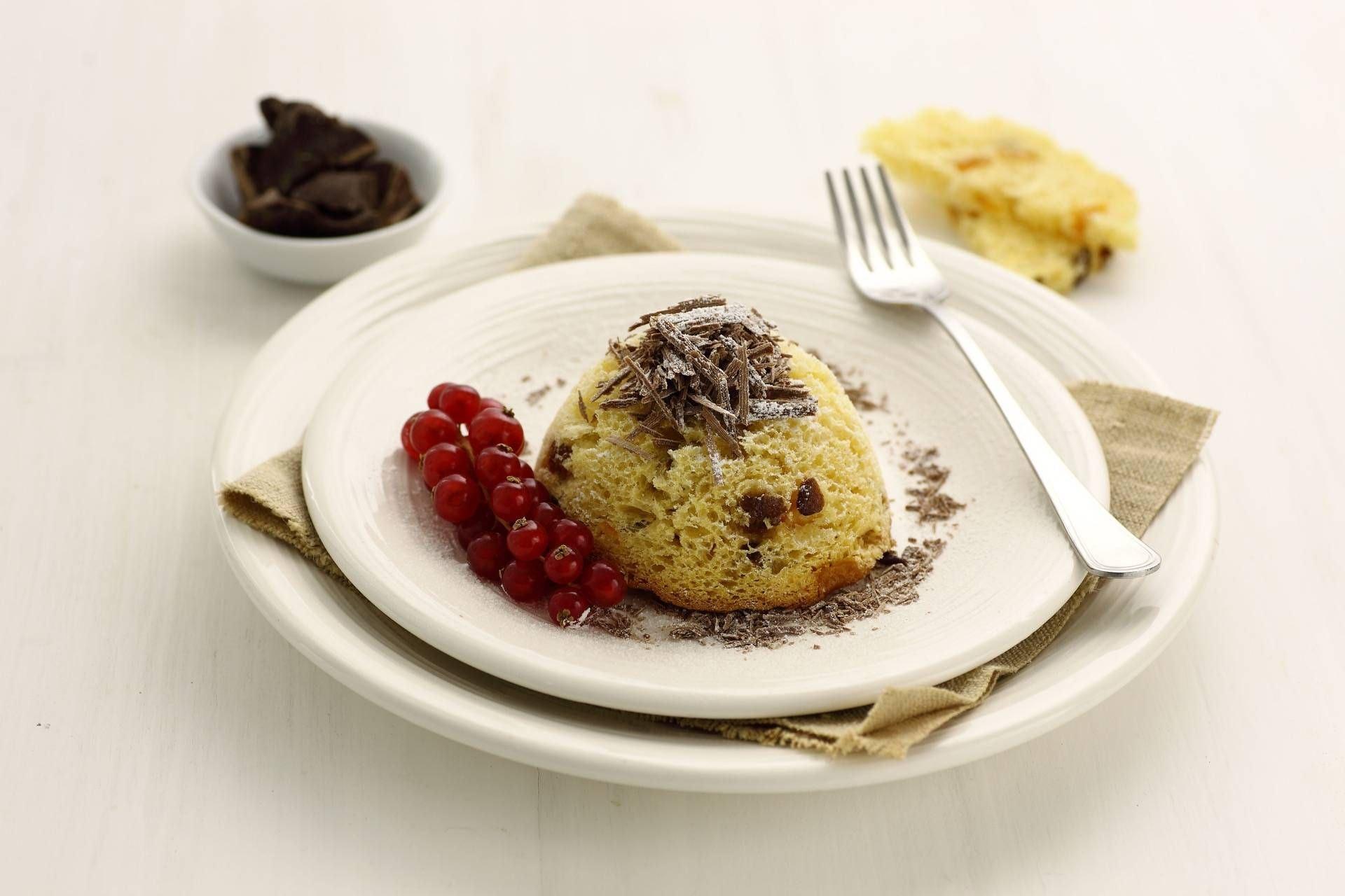 Zuccotto ricotta e panettone - Parmalat