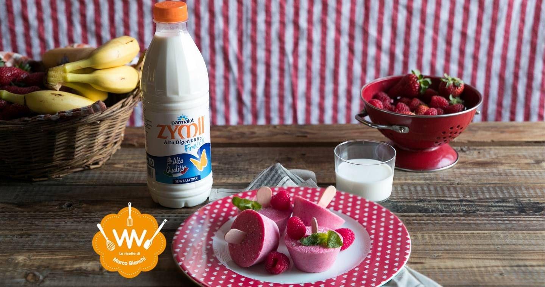 Ghiaccioli alla frutta - Parmalat