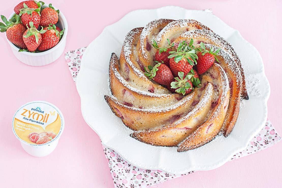 Torta soffice allo yogurt - Parmalat